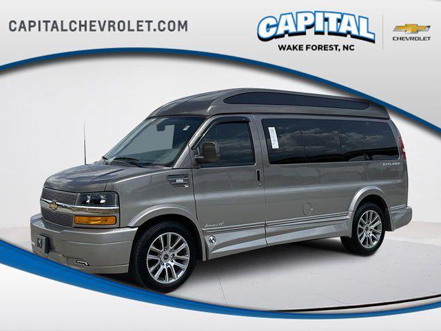 2021 Chevrolet Express 2500 4x2, Passenger Wagon #9CC45235 - photo 1