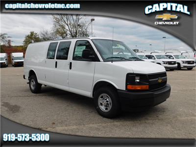 2017 Express 2500, Cargo Van #9CC47937 - photo 1