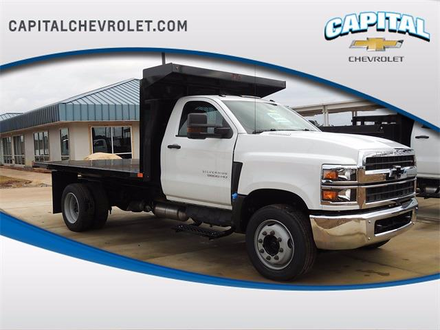 2019 Silverado 4500 Regular Cab DRW 4x2, Cab Chassis #9CC49228 - photo 1