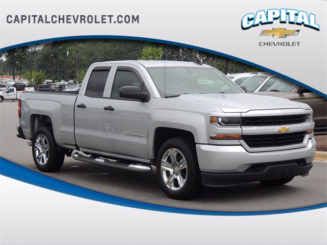 2017 Chevrolet Silverado 1500 Double Cab 4x2, Pickup #9CC60676A - photo 1