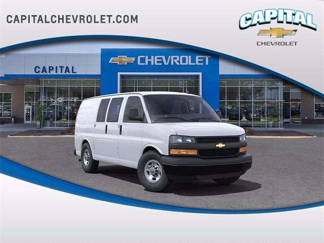 2021 Chevrolet Express 2500 4x2, Knapheide Empty Cargo Van #9CC62949 - photo 1