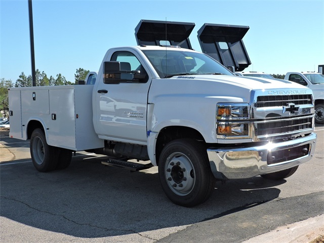 2019 Silverado 4500 Regular Cab DRW 4x2, Knapheide Steel Service Body #9CC63605 - photo 7