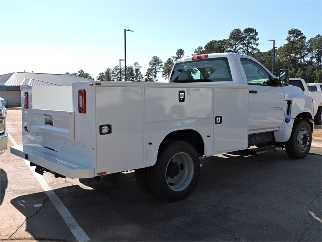 2019 Silverado 4500 Regular Cab DRW 4x2, Knapheide Steel Service Body #9CC63605 - photo 2