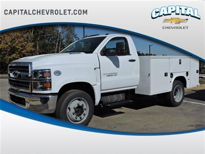 2019 Silverado 4500 Regular Cab DRW 4x2, Knapheide Steel Service Body #9CC63605 - photo 1