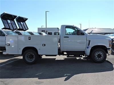 2019 Silverado 4500 Regular Cab DRW 4x2, Knapheide Steel Service Body #9CC63605 - photo 9