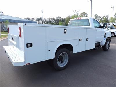 2019 Chevrolet Silverado 4500 Regular Cab DRW 4x2, Knapheide Steel Service Body #9CC65544 - photo 2