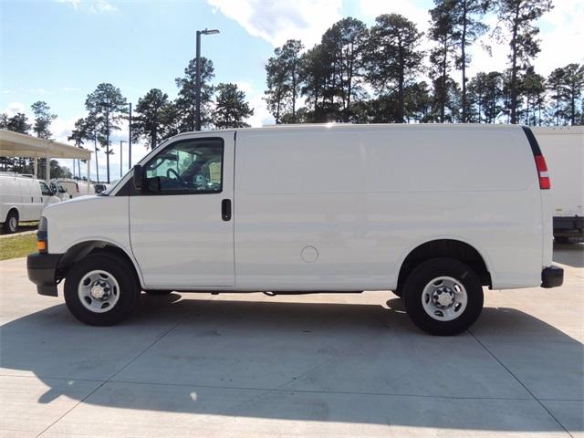 2019 Express 2500 4x2, Masterack Upfitted Cargo Van #9CC66460 - photo 1