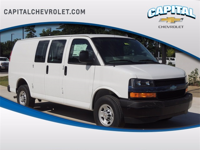 2019 Chevrolet Express 2500 4x2, Masterack Upfitted Cargo Van #9CC66581 - photo 1
