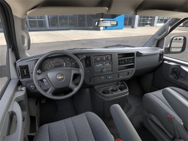 2019 Chevrolet Express 2500 4x2, Masterack Steel General Service Upfitted Cargo Van #9CC66889 - photo 10