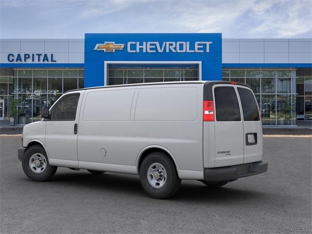 2019 Chevrolet Express 2500 4x2, Masterack Steel General Service Upfitted Cargo Van #9CC66889 - photo 4