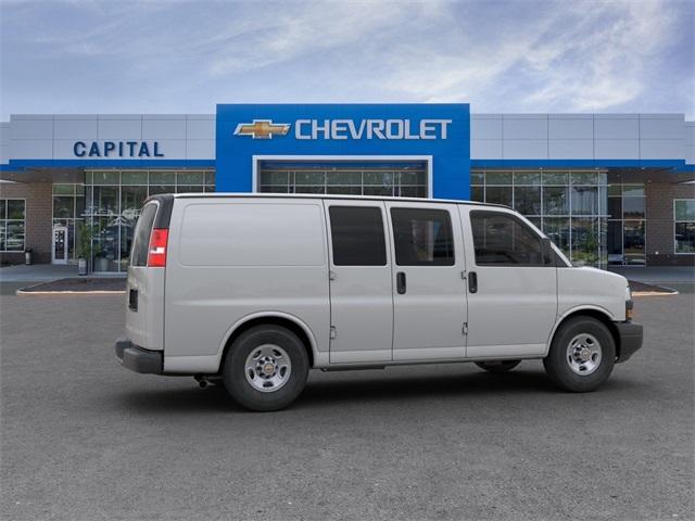 2019 Chevrolet Express 2500 4x2, Masterack Steel General Service Upfitted Cargo Van #9CC66889 - photo 5