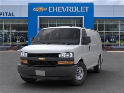2019 Chevrolet Express 2500 4x2, Masterack Steel General Service Upfitted Cargo Van #9CC66889 - photo 6