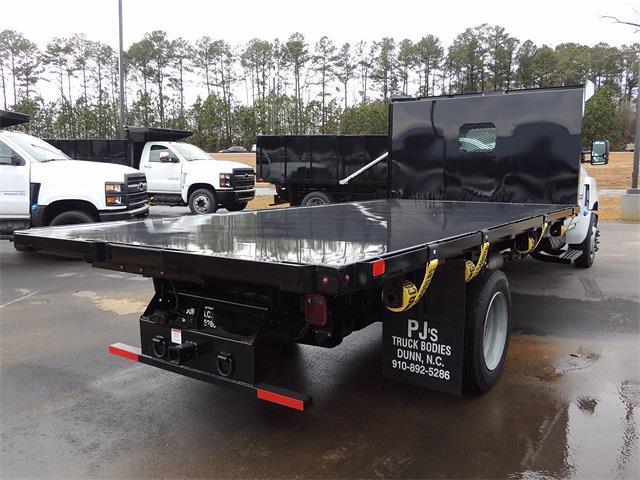 2020 Chevrolet Silverado 6500 Regular Cab DRW 4x2, PJ's Platform Body #9CC69341 - photo 1