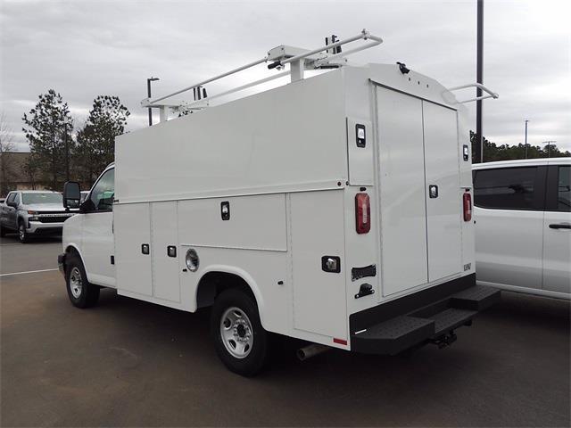 2020 Chevrolet Express 3500 4x2, Knapheide Service Utility Van #9CC74962 - photo 1