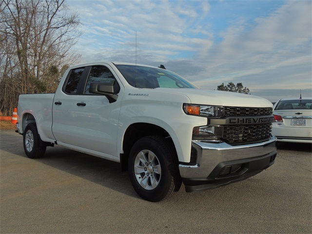 2019 Silverado 1500 Double Cab 4x2,  Pickup #9CC75906 - photo 1