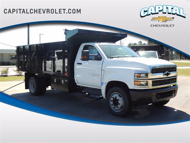 2020 Silverado 6500 Regular Cab DRW 4x2,  PJ's Truck Bodies Landscape Dump #9CC76266 - photo 1