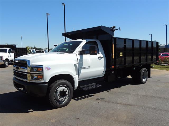 2020 Silverado 6500 Regular Cab DRW 4x2,  PJ's Truck Bodies Landscape Dump #9CC76266 - photo 7