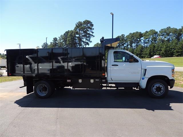 2020 Silverado 6500 Regular Cab DRW 4x2,  PJ's Truck Bodies Landscape Dump #9CC76266 - photo 12
