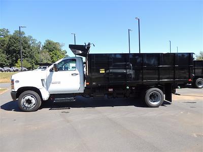 2020 Silverado 6500 Regular Cab DRW 4x2,  PJ's Truck Bodies Landscape Dump #9CC76266 - photo 3