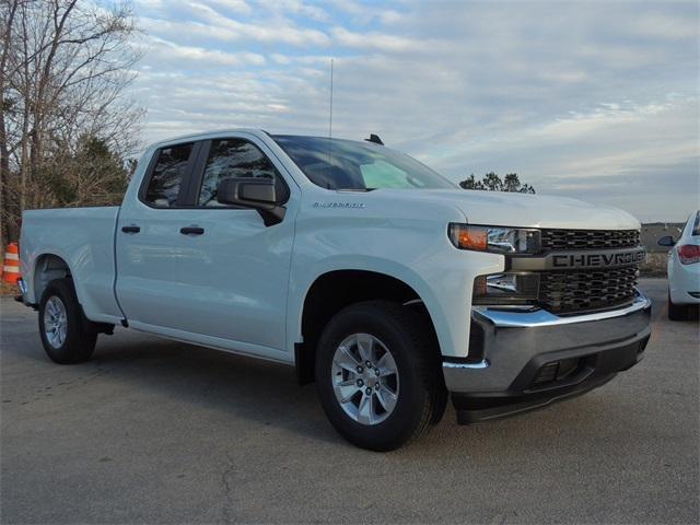 2019 Silverado 1500 Double Cab 4x2,  Pickup #9CC76768 - photo 1