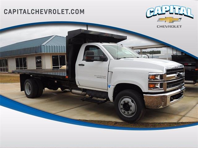 2020 Chevrolet Silverado 4500 Regular Cab DRW 4x2, PJ's Platform Body #9CC77091 - photo 1