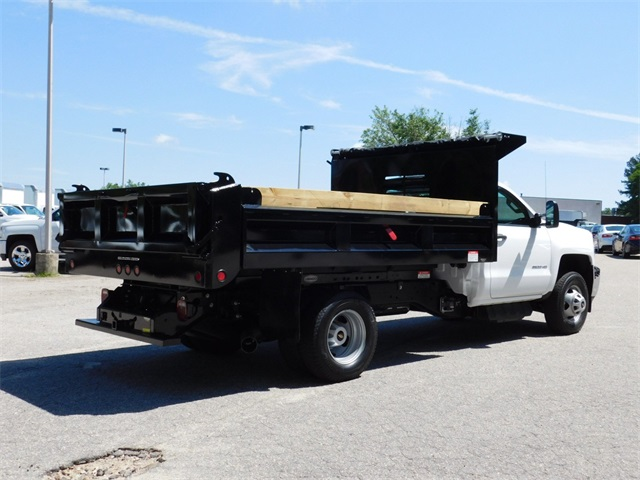 2017 Silverado 3500 Regular Cab DRW, Freedom Load-Pro Dump Body #9CC77191 - photo 2