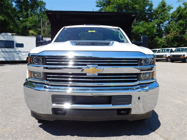 2017 Silverado 3500 Regular Cab DRW, Freedom Load-Pro Dump Body #9CC77191 - photo 9