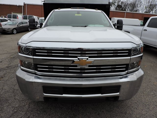2017 Silverado 3500 Regular Cab DRW, Knapheide Value-Master X Landscape Dump #9CC77916 - photo 6