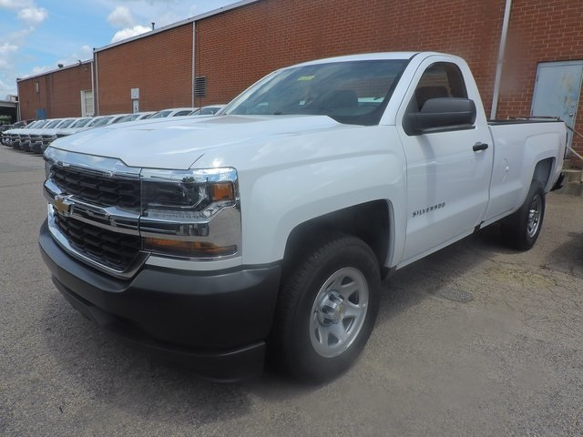 2018 Silverado 1500 Regular Cab, Pickup #9CC80459 - photo 3