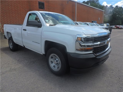 2018 Silverado 1500 Regular Cab, Pickup #9CC80459 - photo 1