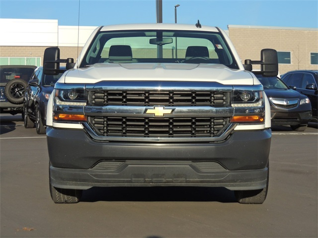 2016 Silverado 1500 Regular Cab 4x2,  Service Body #9CC83297A - photo 3