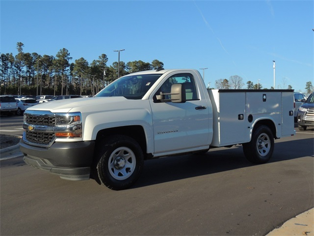 2016 Silverado 1500 Regular Cab 4x2,  Service Body #9CC83297A - photo 4
