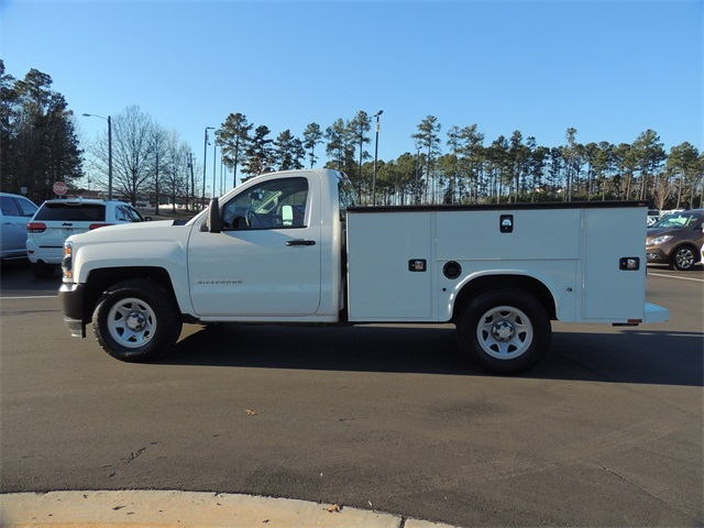 2016 Silverado 1500 Regular Cab 4x2,  Service Body #9CC83297A - photo 5