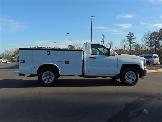 2016 Silverado 1500 Regular Cab 4x2,  Service Body #9CC83297A - photo 7