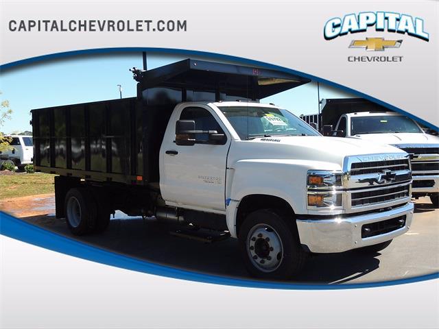 2020 Chevrolet Silverado 4500 Regular Cab DRW 4x2, Cab Chassis #9CC84733 - photo 1