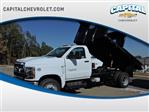 2019 Silverado 4500 Regular Cab DRW 4x2,  PJ's Platform Body #9CC85510 - photo 1