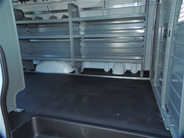 2019 Express 2500 4x2,  Adrian Steel Commercial Shelving Upfitted Cargo Van #9CC95669 - photo 12