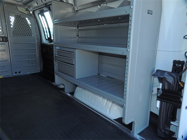 2019 Express 2500 4x2,  Adrian Steel Commercial Shelving Upfitted Cargo Van #9CC95669 - photo 15