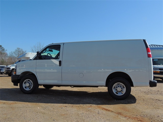 2019 Express 2500 4x2,  Adrian Steel Commercial Shelving Upfitted Cargo Van #9CC95669 - photo 5