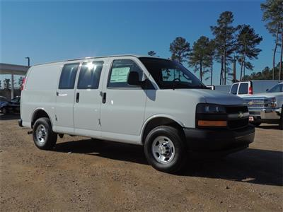 2019 Express 2500 4x2,  Adrian Steel Commercial Shelving Upfitted Cargo Van #9CC95669 - photo 3