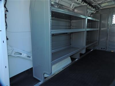 2019 Express 2500 4x2,  Adrian Steel Commercial Shelving Upfitted Cargo Van #9CC95669 - photo 14