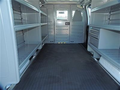2019 Express 2500 4x2,  Adrian Steel Commercial Shelving Upfitted Cargo Van #9CC95669 - photo 2