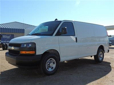 2019 Express 2500 4x2,  Adrian Steel Commercial Shelving Upfitted Cargo Van #9CC95669 - photo 1