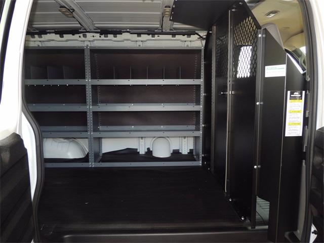 2019 Chevrolet Express 2500 4x2, Masterack Upfitted Cargo Van #9CC98820 - photo 1