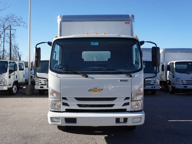 2017 LCF 5500XD Regular Cab 4x2,  A.M.Haire Dry Freight #9CF02175 - photo 3