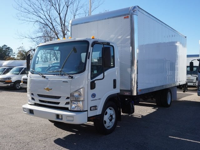 2017 LCF 5500XD Regular Cab 4x2,  A.M.Haire Dry Freight #9CF02175 - photo 4