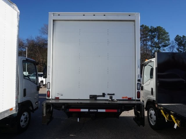 2017 LCF 5500XD Regular Cab 4x2,  A.M.Haire Dry Freight #9CF02175 - photo 2