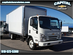 2017 LCF 5500XD Regular Cab 4x2,  A.M.Haire Dry Freight #9CF02175 - photo 1