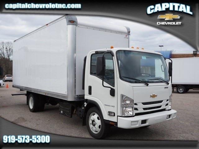2017 LCF 5500XD Regular Cab 4x2,  Supreme Dry Freight #9CF02197 - photo 1