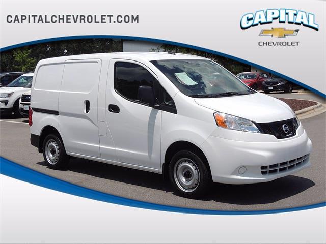 2021 Nissan NV200 4x2, Upfitted Cargo Van #9IC4064 - photo 1